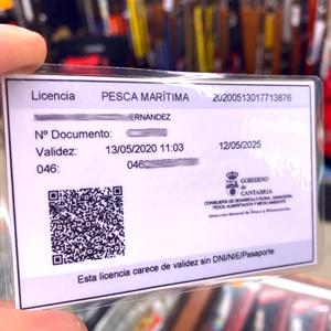 gestion licencias mar cantabria