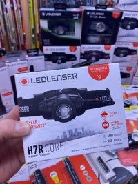 FRONTAL LED LENSER H7R CORE
