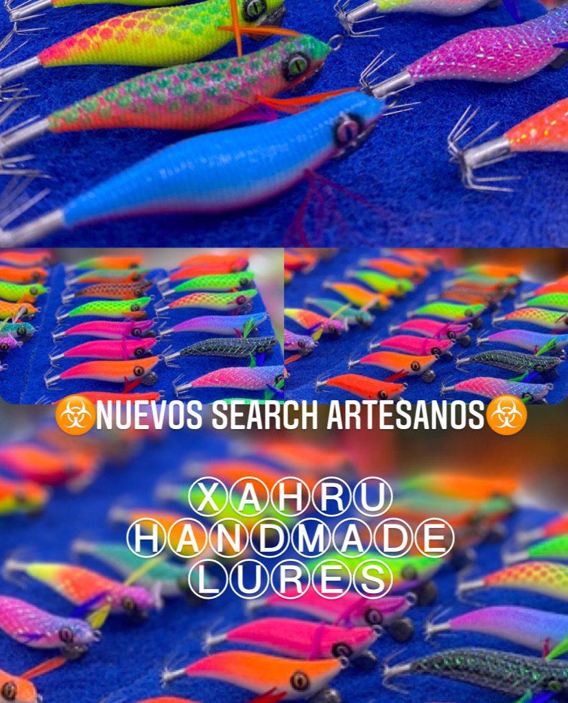 Xahru handmade lures