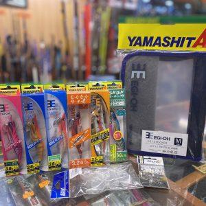 Yamashita Egi Stocker señuelos snap maria japan